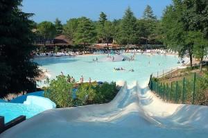 zwembad altomincio family park